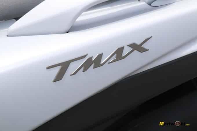 Emblema Tmax.