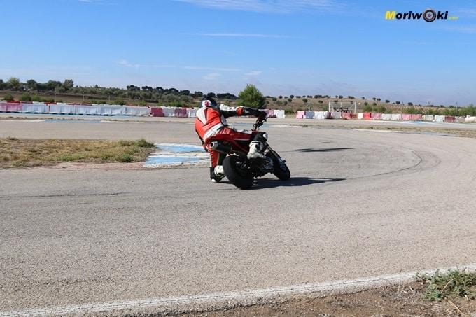 Rodando en Ocaña. Circuitos Pit Bikes Zona Centro.