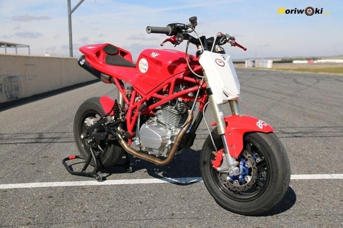 Circuitos Pite Bikes Zona Centro ,RAV Naked Moto3.