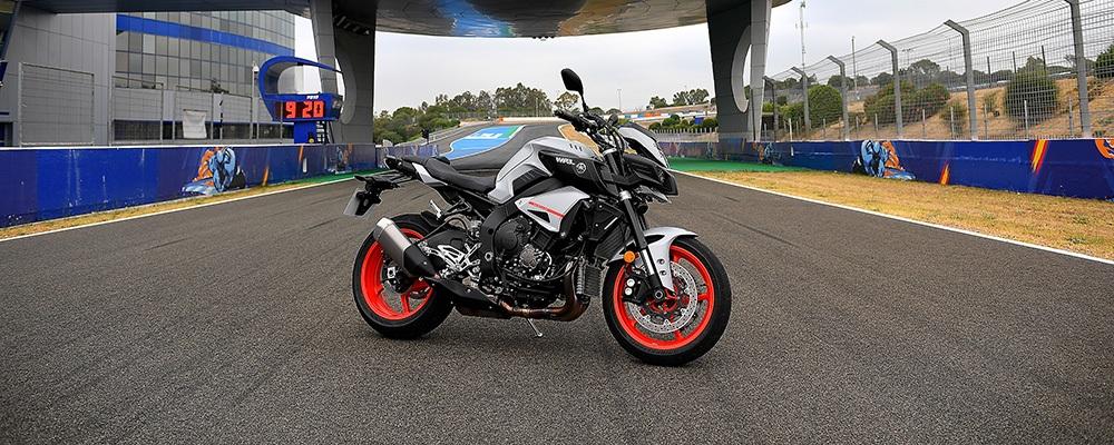 Prueba Yamaha MT-10, a por el cetro de las Súper Naked
