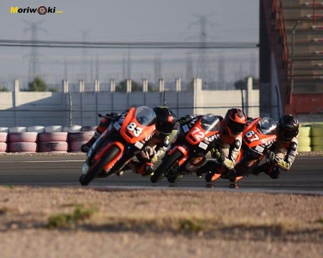 El ESBK y sus categorías 85, Pre Moto3 y Moto4