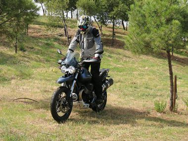 Prueba Moto Guzzi V85 TT