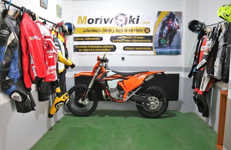 Objetivo Enduro +100 La Moto. KTM en casa