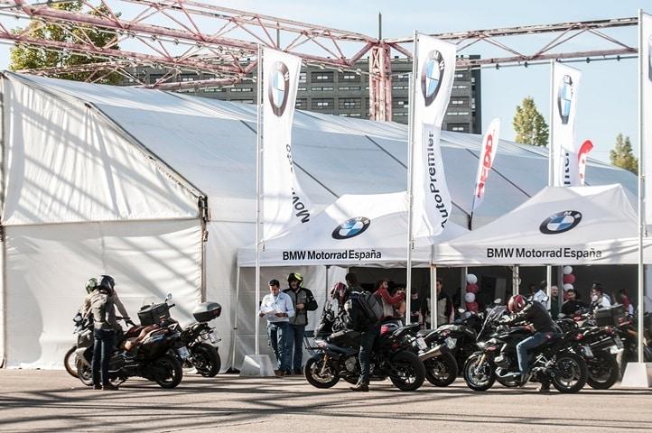 Test de motos en la Redd Challenge 2019