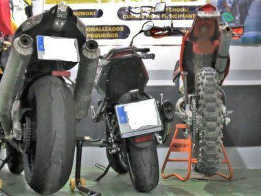 Tipos de neumáticos Portada