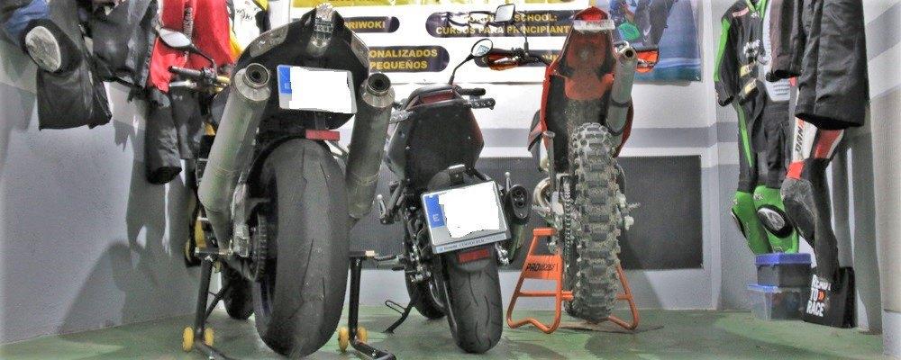Tipos de neumáticos para moto, sus usos y sus comportamientos