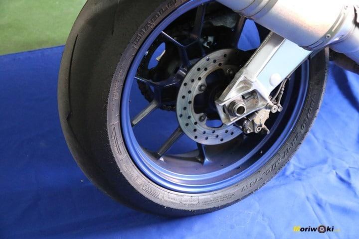 Tipos de neumáticos Pirelli Supercorsa Diablo
