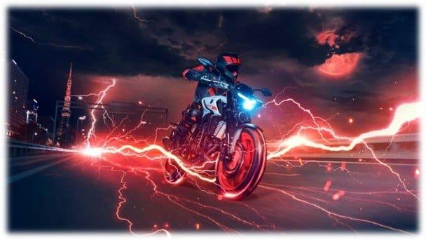 La Yamaha MT-03 2020 tiene un aspecto electrizante