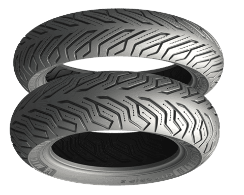 Pareja del Nuevo Michelin CityGrip 2