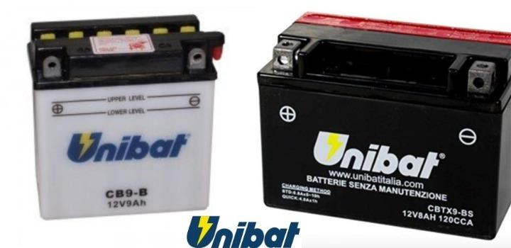 mejores baterias de moto unibat