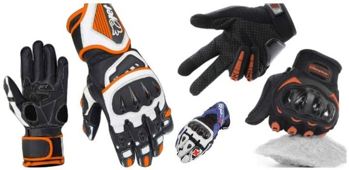 mejores guantes moto circuito