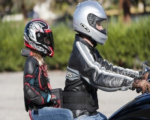 cascos de moto infantiles