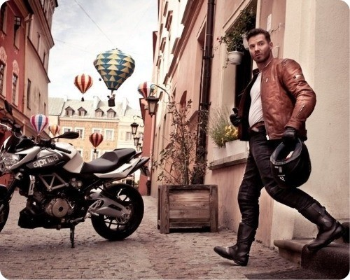 ventajas guante moto hombre