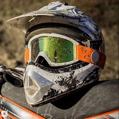 Los mejores cascos de moto motocross baratos