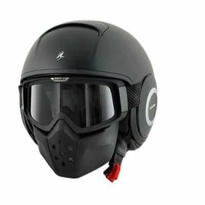 Los mejores cascos de moto negros