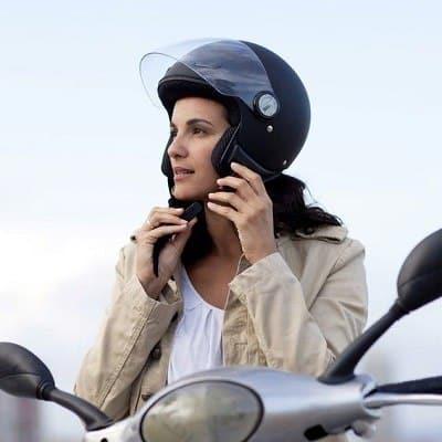 Los mejores cascos de moto para mujer barato