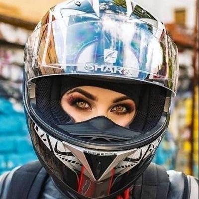 Los mejores cascos de moto para mujer integral