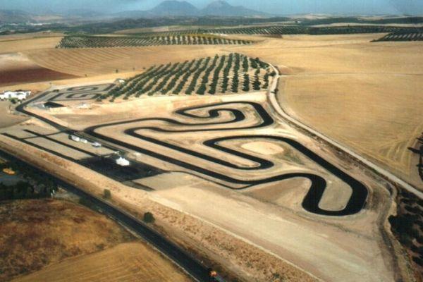 Circuito Málaga panorámica