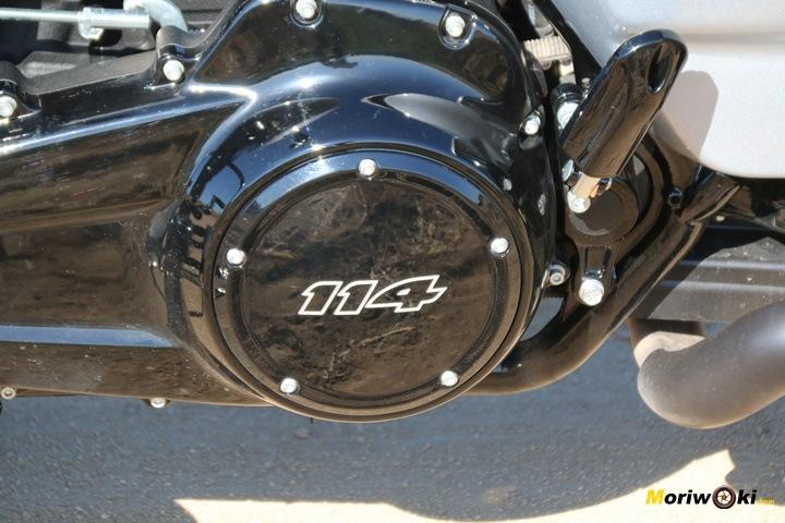 Prueba Harley Road King Special Embrague.