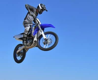 Prueba Yamaha YZF250 salto horquilla – copia