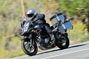 Baúl para motos Custom