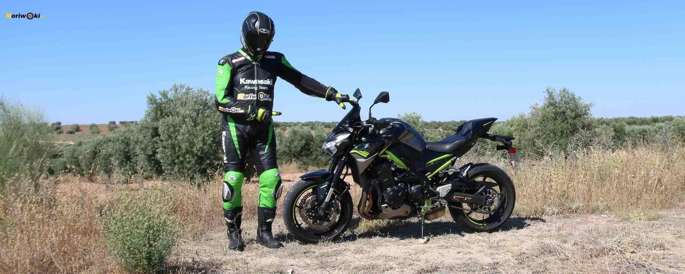 Prueba a fondo de la Kawasaki Z900 2020, «la electrónica»