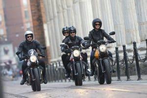 Mejores respaldos de baúl para motos caseros