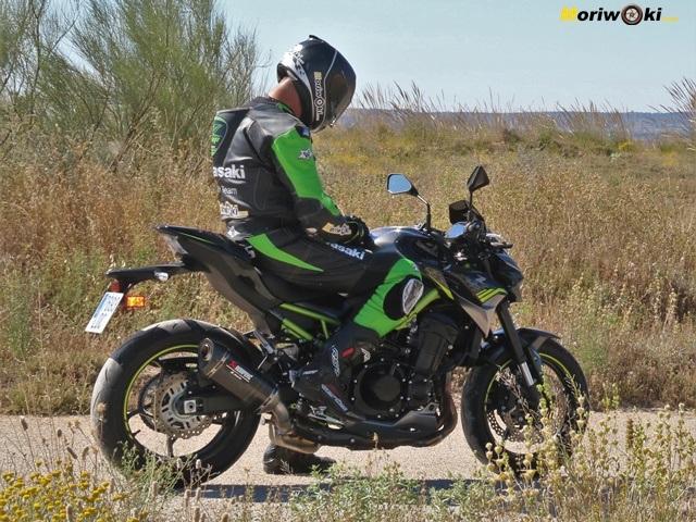 Opinion sobre la Kawasaki Z900 2020