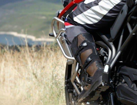 botas de hombres para motos