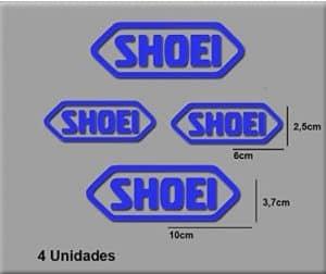 Mejores pegatinas Shoei para motos