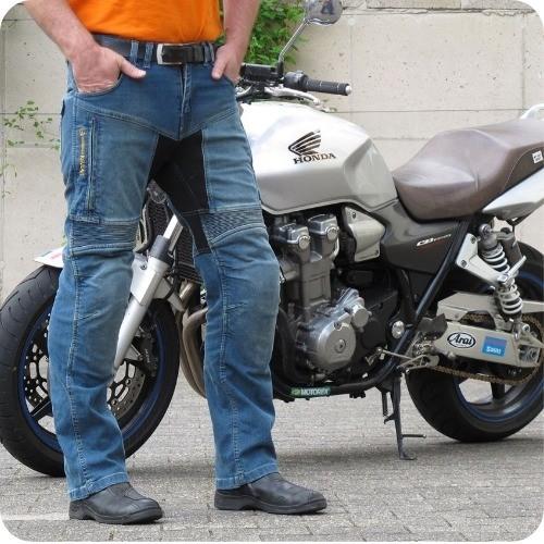 mejores pantalones kevlar moto