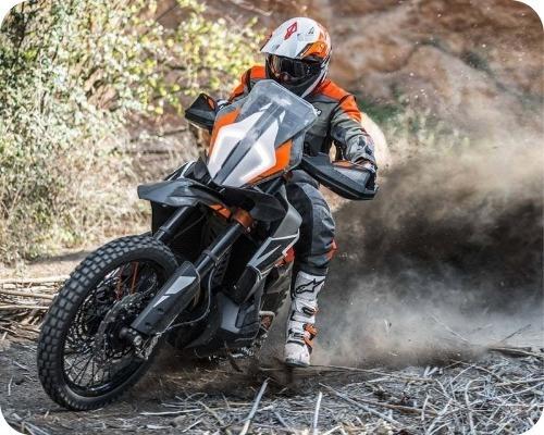 mejores rodilleras moto enduro