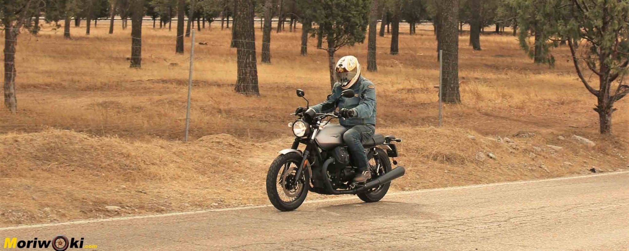 Prueba de la Guzzi V7 III Rough: la urban-country