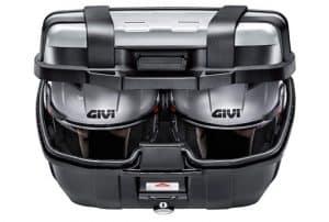 Mejores baúles para motos Givi Trekker 52