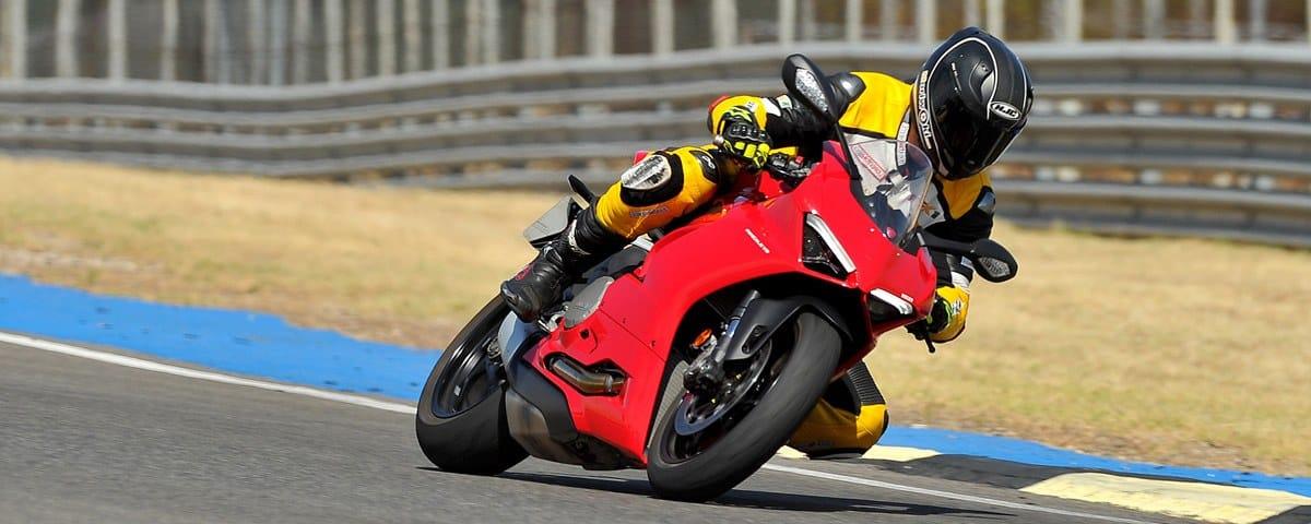 Prueba a fondo Ducati Panigale V2
