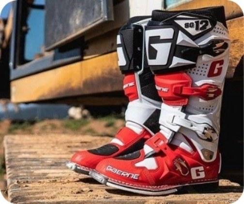 las mejores botas motocross gaerne