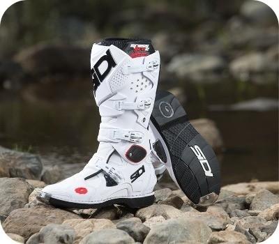 mejores botas para moto sidi crossfire