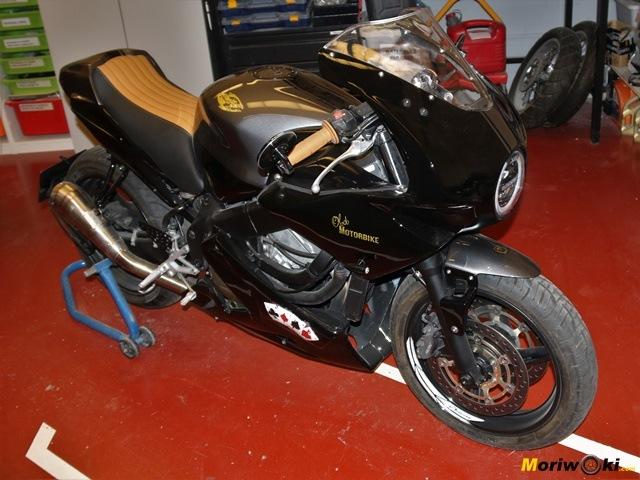 Dragon TT Cafe Racer