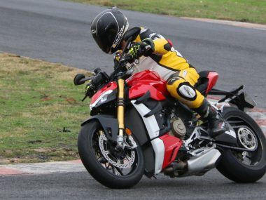 Ducati Streetfighter V4 S portada