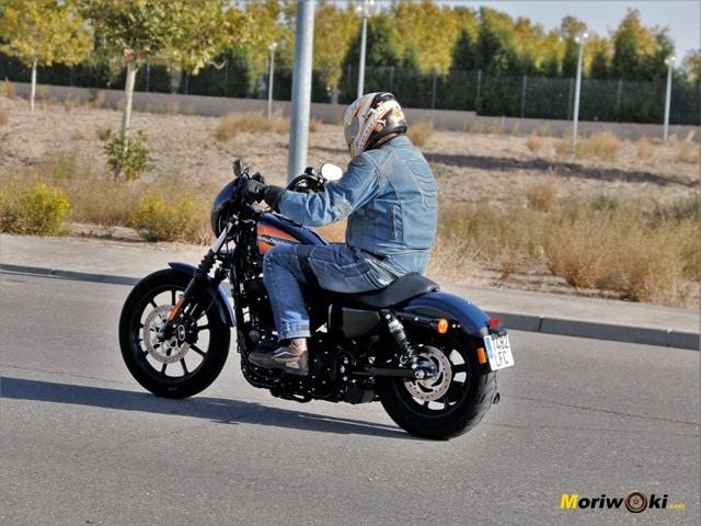 Harley Davidson Iron 1200, esencia de rebeldia