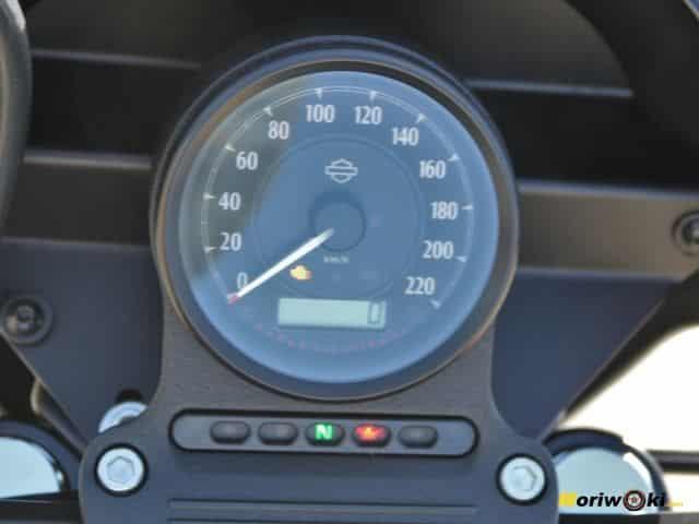 Reloj de la Harley Davidson Iron 1200