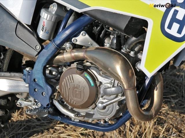 Motor de la Husqvarna FC 450