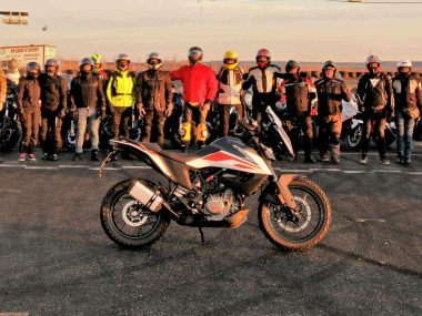 Portada. Prueba KTM 390 Adventure