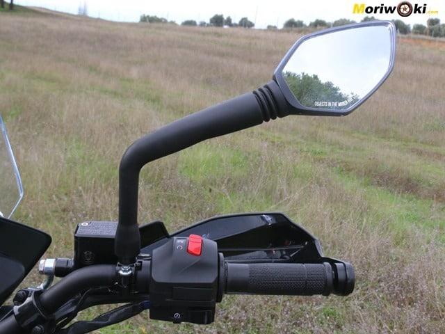 Retrovisor. Prueba KTM 390 Adventure