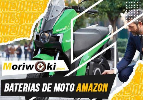 Mejores baterias de moto amazon