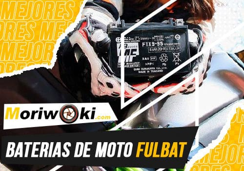 Mejores baterias de moto fulbat