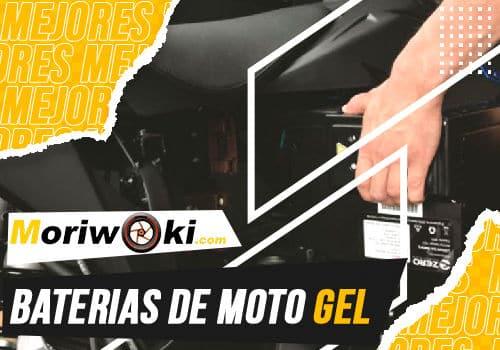 Mejores baterias de moto gel