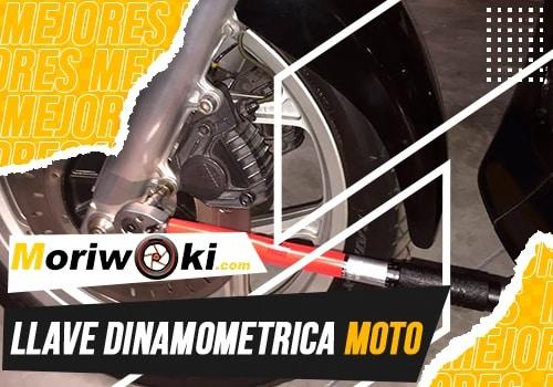 mejores llave dinamometrica moto